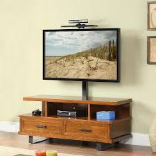 Living Room Tv Unit Furniture Tv Stands Exciting Tv Stand With Swivel Mount Design Ideas