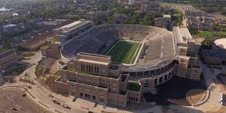 University Of Notre Dame Football Stadium Seating Chart Ralph Wilson Stadium Online Charts Collection