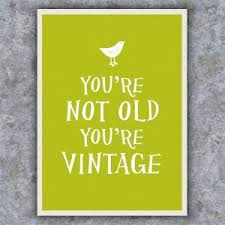 you re not old you re vine book 70th birthday gift ideas