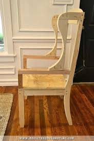 dining chair frames for upholstery dining chair how to build a frame for an upholstered chair