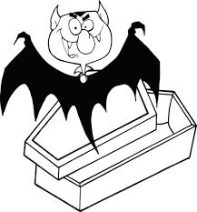 Graaf Dracula Kleurplaat Gratis Kleurplaten Printen