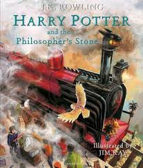 fantasy books for kids harry potter and the philosopher s stone