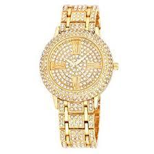 Zeiger <b>New Women Luxury</b> Ladies Analog Quartz Round <b>Watch</b>