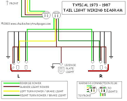 1994 toyota truck wiring diagram wiring diagram 1994 toyota ry tail light wiring diagram schematics