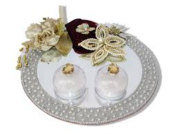 How To Decorate Trays For Indian Wedding Wedding Decor How To Decorate Trays For Indian Wedding 46