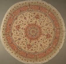 tabriz round 6 7 diameter