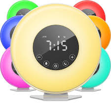 homelabs sunrise alarm offers an incredible range of features for around 20