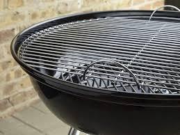 """Barbecue charbon Weber """"Compact Kettle"""" : test et avis - Cvous"""