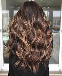 Light Brown With Caramel Highlights 50 Dark Brown Hair With Highlights Ideas For 2020 Hair Adviser