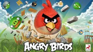 That's Probably Enough Angry Birds Now, Thanks