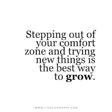 Image result for nothing happens in your comfort zone