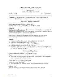 Sample Nursing Student Resume Interesting Example Of Nursing Resume Sample Of Nursing Resume Objective For