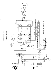 leslie amplifier schematics Thomas Wiring Diagrams leslie 258 (the stationary pedal section of the two speaker thomas organ set contains two 40w leslie tube amps ) thomas bus wiring diagrams for the alt