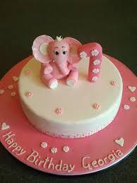 1 Year Birthday Cake Design Pin By Francene Neff On Cakes Baby Girl Birthday Cake