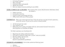 Resume Sections Inspiration Skills Section In Resume Objective Examples 28 Ifest