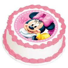 Minnie Mouse Cake Decorations 4