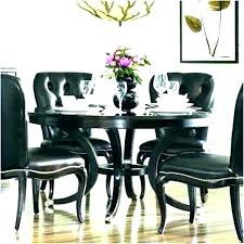 black and white dining room sets tasteful rustic style yellow dining room ideas