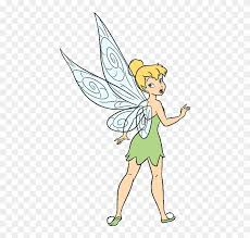 Tinkerbell Template Tinkerbell Wings Tinker Bell Tinkerbell Wings Clip Art Free