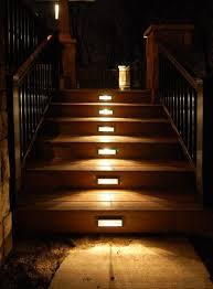 outdoor stair lighting lounge. Lights In Deck Steps - Love This For Project. Outdoor Stair Lighting Lounge Pinterest