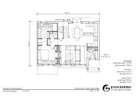 Age In Place The Cooperstown Farmhouse DesignAging In Place Floor Plans
