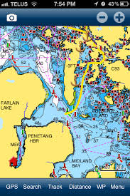 Navionics Great Lakes Mobile App Review Boatingont