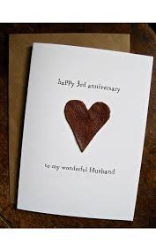 best 25 7th wedding anniversary ideas on pinterest 7th Wedding Anniversary Card Wording For Husband handmade greetings card for wedding anniversary for your wife incorporating leather a heart cut from a piece of genuine red leather anniversary card words for husband