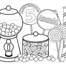 Small Picture Candy Store Coloring Pages PrintableStorePrintable Coloring