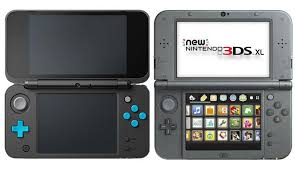 Nintendo Dsi Vs Dsi Xl Comparison Chart Comparing The Nintendo 2ds New 3ds And New 3ds Xl