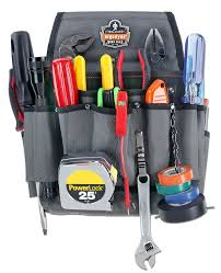 electrician tool belt. arsenal 5548 electrician\u0027s tool pouch - electrician belt amazon.com a