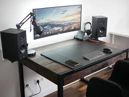 17 Best Ideas About Pc Desks On Pinterest Cool Computer Desks intended for Desk  Computer
