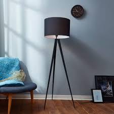 lamps floor tripod light small lamps tripod floor lamp grey shade iron floor lamp rooms
