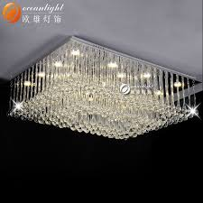 gorgeous fancy ceiling lights modern fancy crystal ceiling lighting flower shape water drop