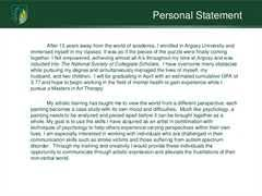 Best and Professional Veterinary Personal Statement Example     SP ZOZ   ukowo