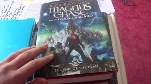 review of magnus chase book 3 ship of the dead