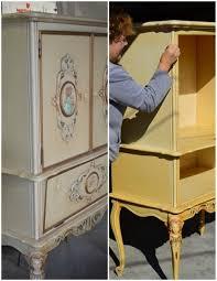 gold painted furnitureFurniture painting technique crackle  antique gold  Furniture