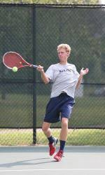 Krull Earns Only Win At Second Day Of ITA All-American Championships -  Xavier University Athletics