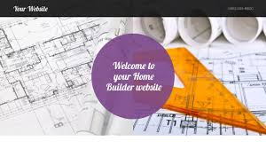 home builder website design. home builder example 11 website design