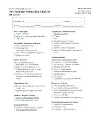 Benefit Plan Explanation Letter New Hire Package Template Packet