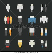 wires and cables stock images royalty images vectors cable wire computer icons black background eps10 vector format