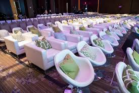 Los Angeles Lounge Seating Rentals for Events