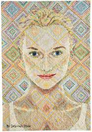 5 Steps to Better Portrait Art Quilts - Quilting Daily - The ... & 5 Steps to Better Portrait Art Quilts – Quilting Daily Adamdwight.com