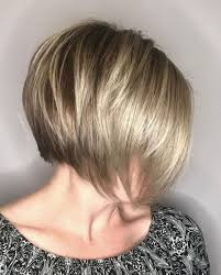 70 Winning Looks With Bob Haircuts For Fine Hair Haarkapsels