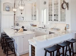 home engaging white kitchen chandelier 9 black stools countertop unique contemporary clock cabinet knife sets faucet