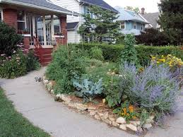 Small Picture Front Yard Vegetable Garden Design Front Is The New Back Garden