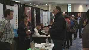 Treaty Six First Nations Host Edmonton Career Fair Cbc News
