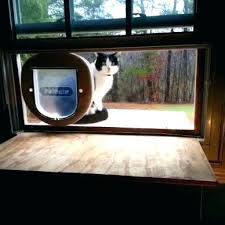 cat door window insert diy cat door for window cat cat door for sliding window home cat door window insert diy