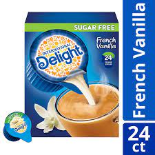 And if you are a fan of starbucks (like me!), then you already know that this is a super exciting release. International Delight Sugar Free Mini I D S Coffee Creamer French Vanilla 24 Count Amazon Com Grocery Gourmet Food