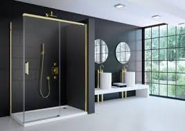 bathroom inspiration. bathroom inspiration. meryln-showers-8-series-colour---gold inspiration
