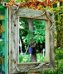 amazing ways to use mirrors in your garden