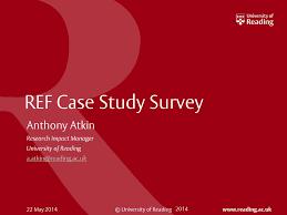 Impact  Case studies